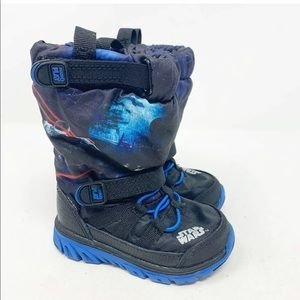 Boys made2play stride rite Star Wars boots
